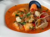 Sopa pescado Receta casera