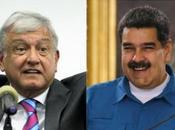 López Obrador cede presiones reitera invitación Maduro toma posesión