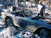 menos desaparecidos fuego forestal California