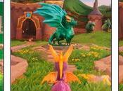 Vídeo comparativa gráfica Spyro Reignited Trilogy