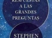 """""""Breves respuestas grandes preguntas"""" Stephen Hawking"""
