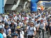 participantes bicicleteada Banco Ciudad