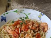 Spaghetti salsa atún