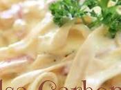 Como hacer salsa carbonara