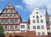 Barrio pescadores. Ulm, Alemania