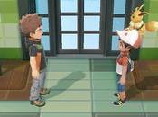 Entrar Ciudad Azafrán Pokemon Lets Conseguir