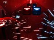 Beat Saber está disponible para PlayStation