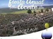 Fiesta aceite oliva Jaén