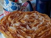 Galatopita (Ruffled Milk Pie)