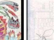 Cómo evolucionan artistas cuando paran dibujar