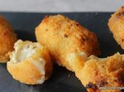 Receta croquetas queso lactosa nueces