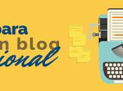 pasos para crear blog profesional