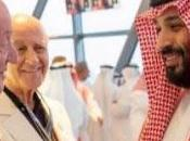 Juan Carlos fotografía príncipe Arabia Saudí plena polémica asesinato Khashoggi.
