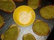 Patatas rellenas guacamole
