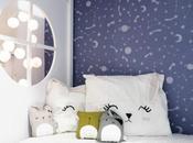 Dormitorio infantil para mellizos