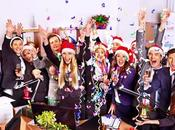 Reuniones sociales, compromisos Navidad