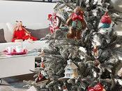 Decoración navideña para apartamentos diminutos