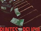 Apuntes para película atracos: documental León Siminiani.