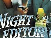 NIGHT EDITOR (USA, 1946) Policiaco, Intriga