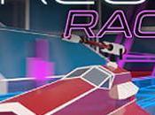 disponible Steam, Mercury Race; carreras retrofuturistas furiosas neón