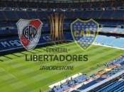 River Plate Boca Juniors buscan ganar Copa Libertadores Santiago Bernabéu