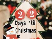conteo regresivo para Navidad