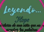 Sinopsis Hope. historia niña podía escuchar palabras