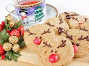 Galletitas navideñas súper saludables