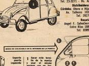 Ventilete para Citroën