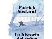 historia señor Sommer. Patrick Süskind