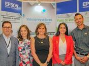 Epson presenta innovadoras soluciones Intcomexpo Ecuador 2018