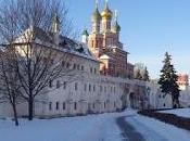 Rusia invierno, días Moscú diciembre 2016