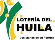 Lotería Huila martes diciembre 2018