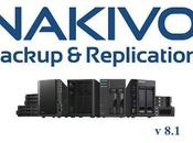 Disponible Nakivo Backup Replication v8.1
