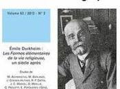 Vida obra Émile Durkheim, clásico sociología