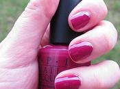 Nail Swatches: Spain Gain (OPI)