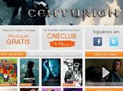 CineClub, tarifa plana online mano Blusens