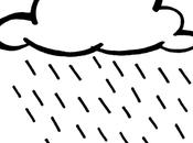impía lluvia Semana Santa.