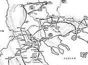 Regimiento Leibstandarte Adolf Hitler (LSSAH) desembarca Peloponeso 24/04/1941.