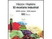 recetario industrial G.D. Hiscox, A.A. Hopkins