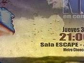 Concierto (Conciertos Vivas) Sala Escape (Madrid)
