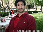 Entrevista josé delgado periódico oretania, motivo última novela hermandad iniciados