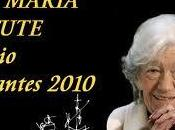 Matute: Merecido Premio Cervantes