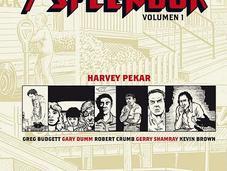 Ediciones Cúpula' publica primer volumen trilogía Antología American Splendor, Harvey Pekar