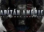 Capitán América lucirá nuevo traje 'Los Vengadores'