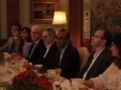 """premio Nobel """"Venki"""" Ramakrishnan brindó conferencia magistral"""