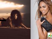 Modelo cubana sube temperatura Instagram sensual desnudo