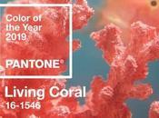 Living Coral, color peligro extinción