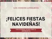 ¡Felices fiestas! desde Conejos Literarios