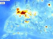 Mapa contaminación Europa Mediterráneo (abril-septiembre 2018)